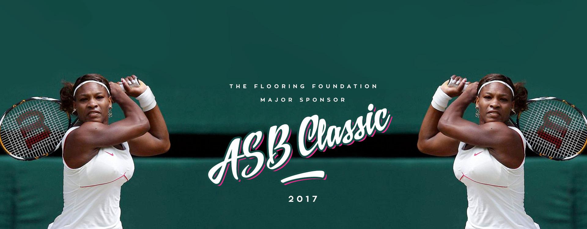 Serena Williams to headline at 2017 ASB Classic