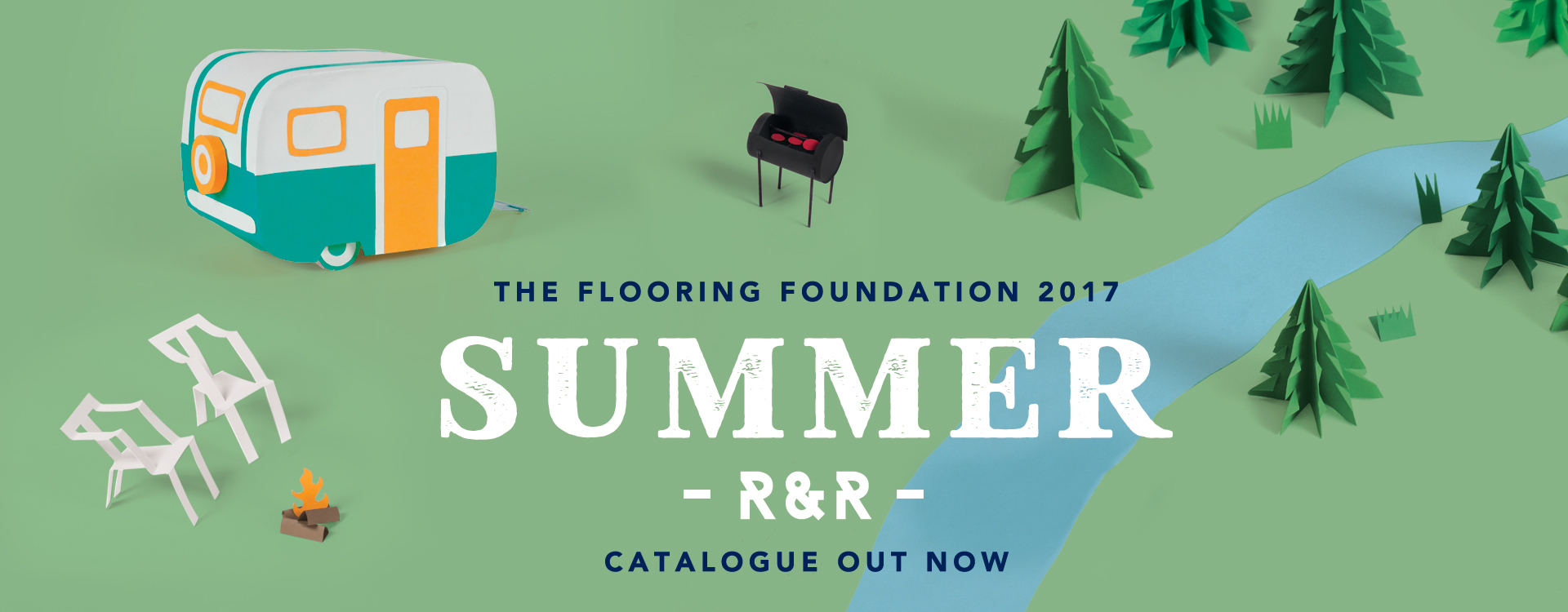 The Flooring Foundation 2017 | R&R Promotion