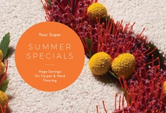 The Flooring Foundation Summer Promo 2018