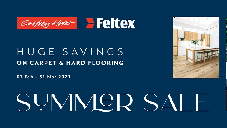 The Flooring Foundation 2018 Summer Promo